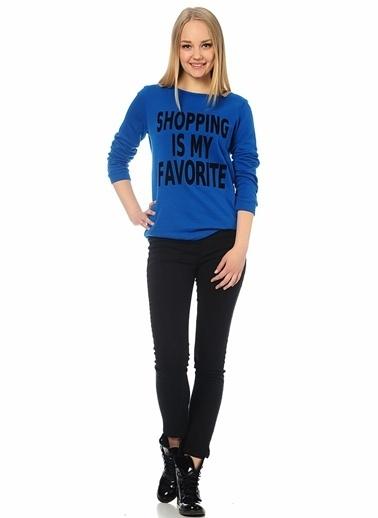 T-Box Sweatshirt Saks
